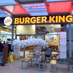 Burger King - Valmontone outlet - 2016
